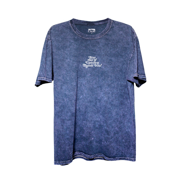 Stay Out of Uptown - Lapis Lazuli Mineral Wash S/S