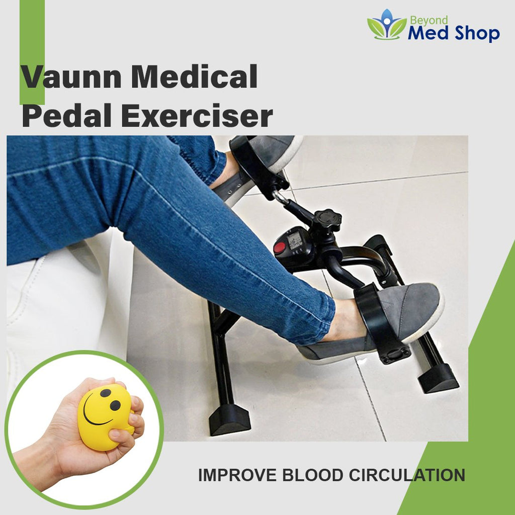 Low impact exercise ensures healthy blood circulation