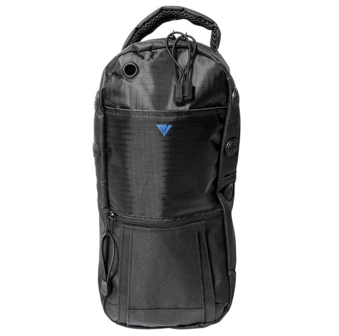 Vaunn Oxygen Cylinder Backpack, Water Resistant and Portable for Walking and Standing With Adjustable Straps, Padded Bag