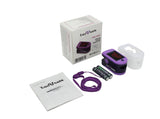 Zacurate® 500DL Pro Series Fingertip Pulse Oximeter (Royal Purple) - Med Shop and Beyond