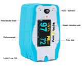 Zacurate Children Digital Fingertip Pulse Oximeter - Polar Bear (Animal Theme) - Med Shop and Beyond