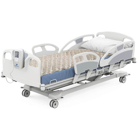 Vaunn Medical Alternating Pressure Mattress - Includes Electric Pump & Mattress Pad