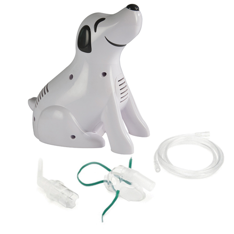 Medical Prescription Pediatric Dog Nebulizer Compressor System