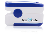Zacurate 500BL Fingertip Pulse Oximeter Blood Oxygen Saturation Monitor - Med Shop and Beyond