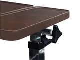 Eva Medical Deluxe Tiltable Overbed Table w One-Touch Height Adjustment - Med Shop and Beyond