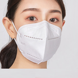 10 Pack Disposable KN95 Face Masks with Elastic Ear Loop - Med Shop and Beyond