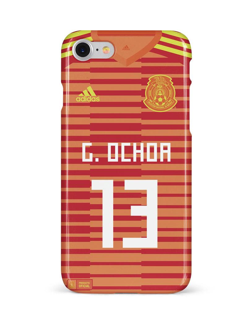 Mexico Goalkeeper 17/18