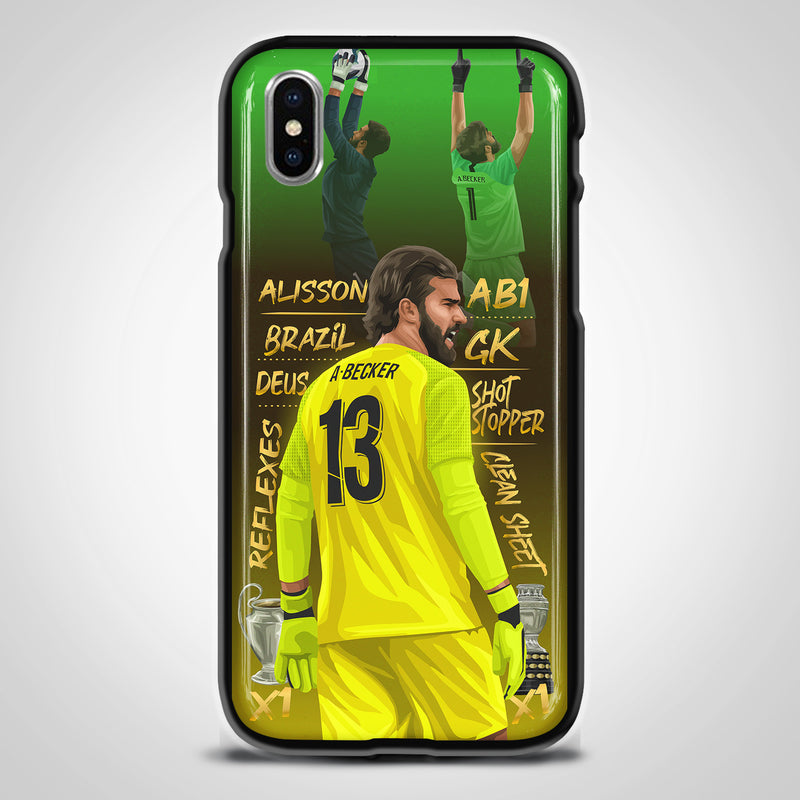 Alisson - The Best