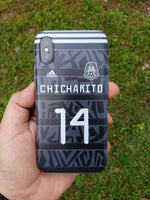 Mexico Home Jersey - 19/20