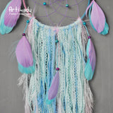 Colorful Dreamcatcher With Tassels