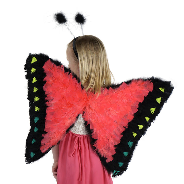 Saturn Butterfly Wings