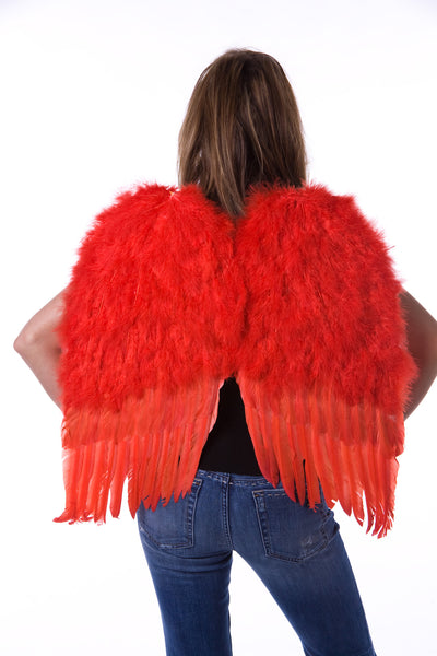 Medium Feather Angel Wings