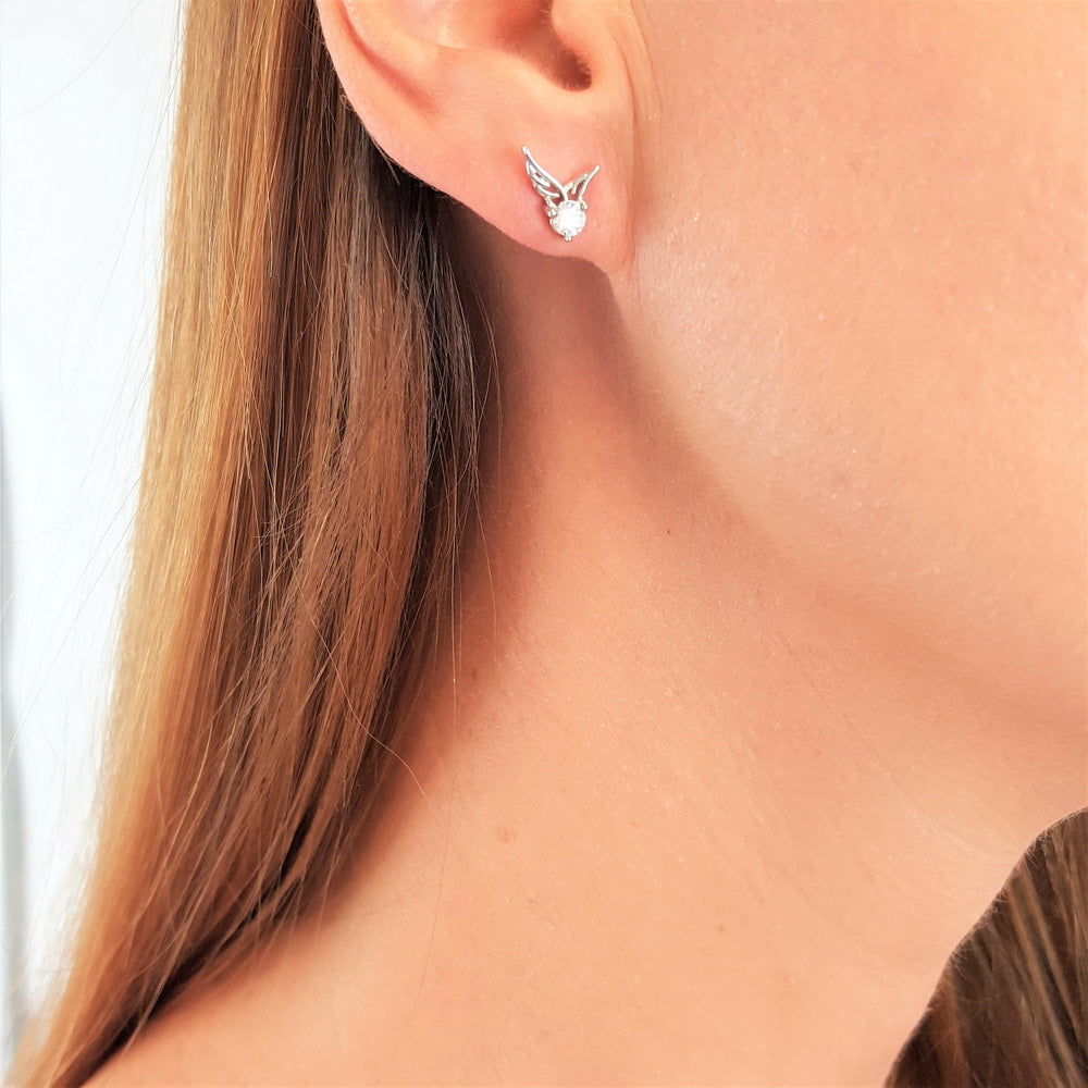 Cute Angel Wings Earrings