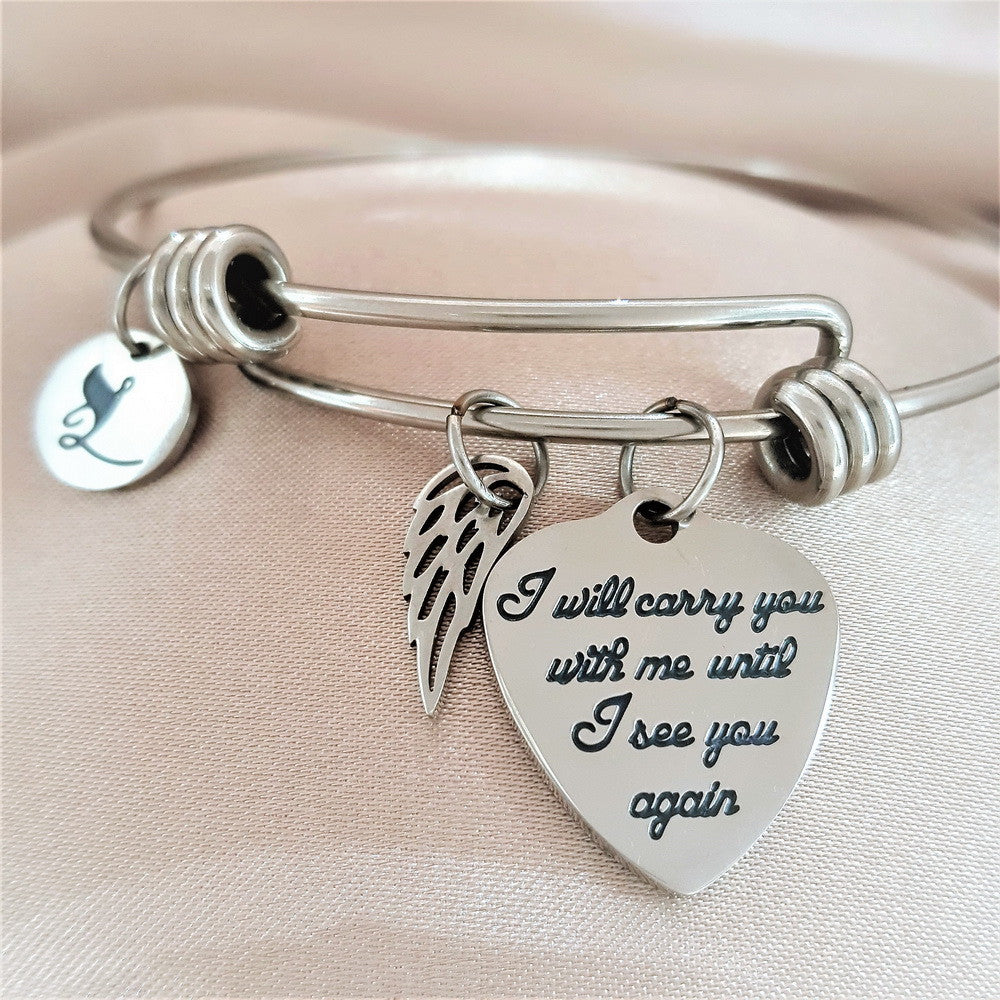 3 PACK: Carry You With Me Bracelet