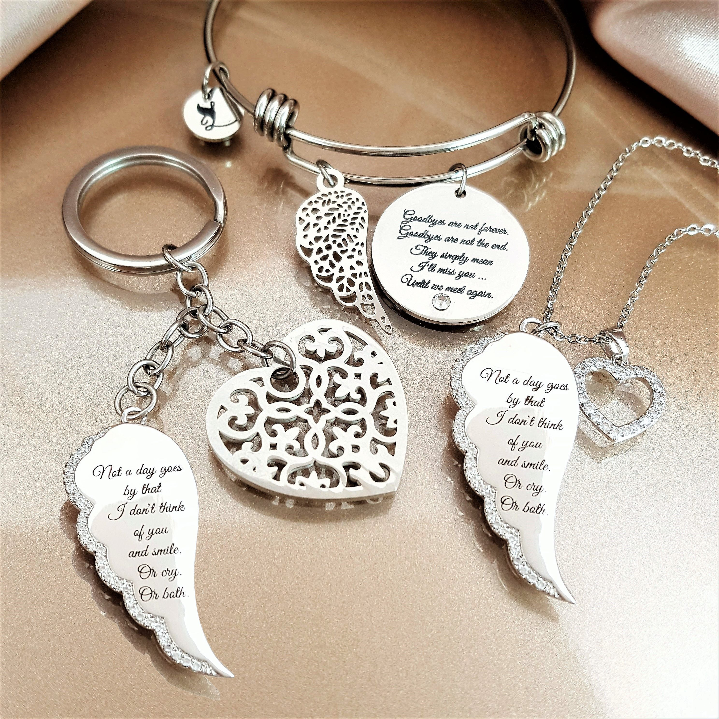 Lindas stars home of angel jewelry 3 pack i think of you and smile buycottarizona