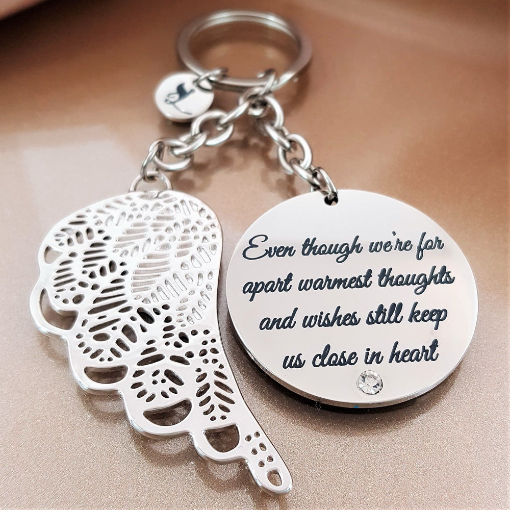 I Thought Of You Today Keychain