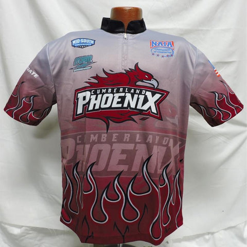 1/4 Zip Banded Collar Bowling Jersey (Individual Pricing for Prostaff Only) - Dove Designs Pro