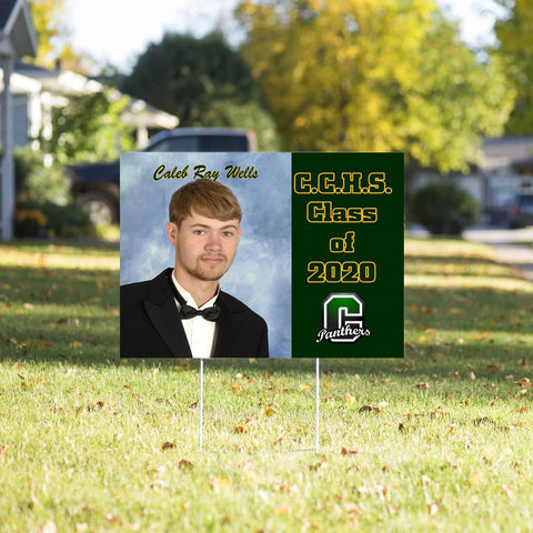 Sports Team Yard Signs - Dove Designs Pro