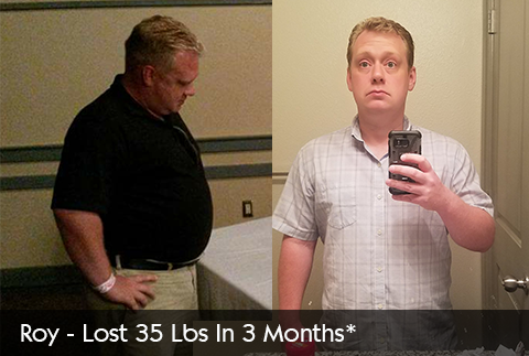 Roy Bright Weight Loss