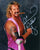 DDP Signed Autographed Photo - DDP Self High Five/Pink Vest
