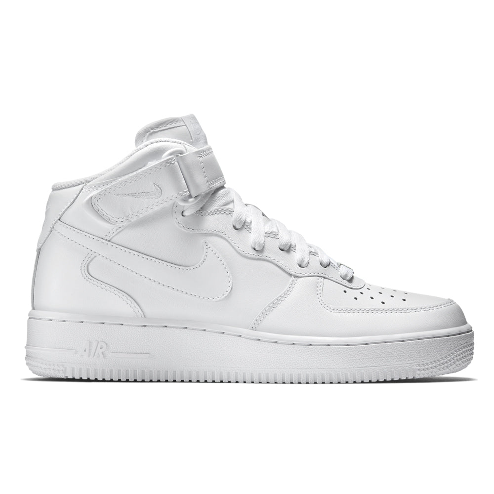 Nike - Air Force 1 Mid '07 - White - Mens