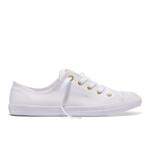 Converse - Chuck Taylor All Star Dainty Craft SL Low - White - Womens