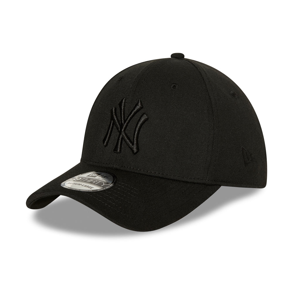 86ff9bb7285 New Era - 39THRTY New York Yankees Cap - Black – Stirling Sports