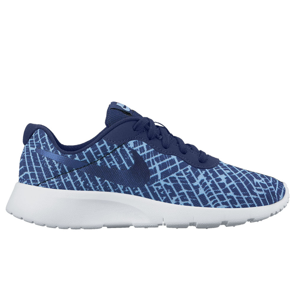 nike tanjun print ladies trainers nz