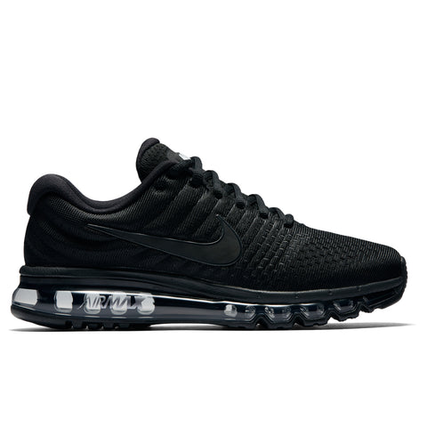 nike air max 2017 mens triple black nz