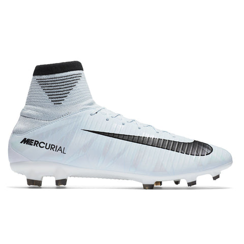 Nike - Mercurial Veloce III Dynamic Fit CR7 (FG) Mens Firm-Ground Football  Boot - White - Mens