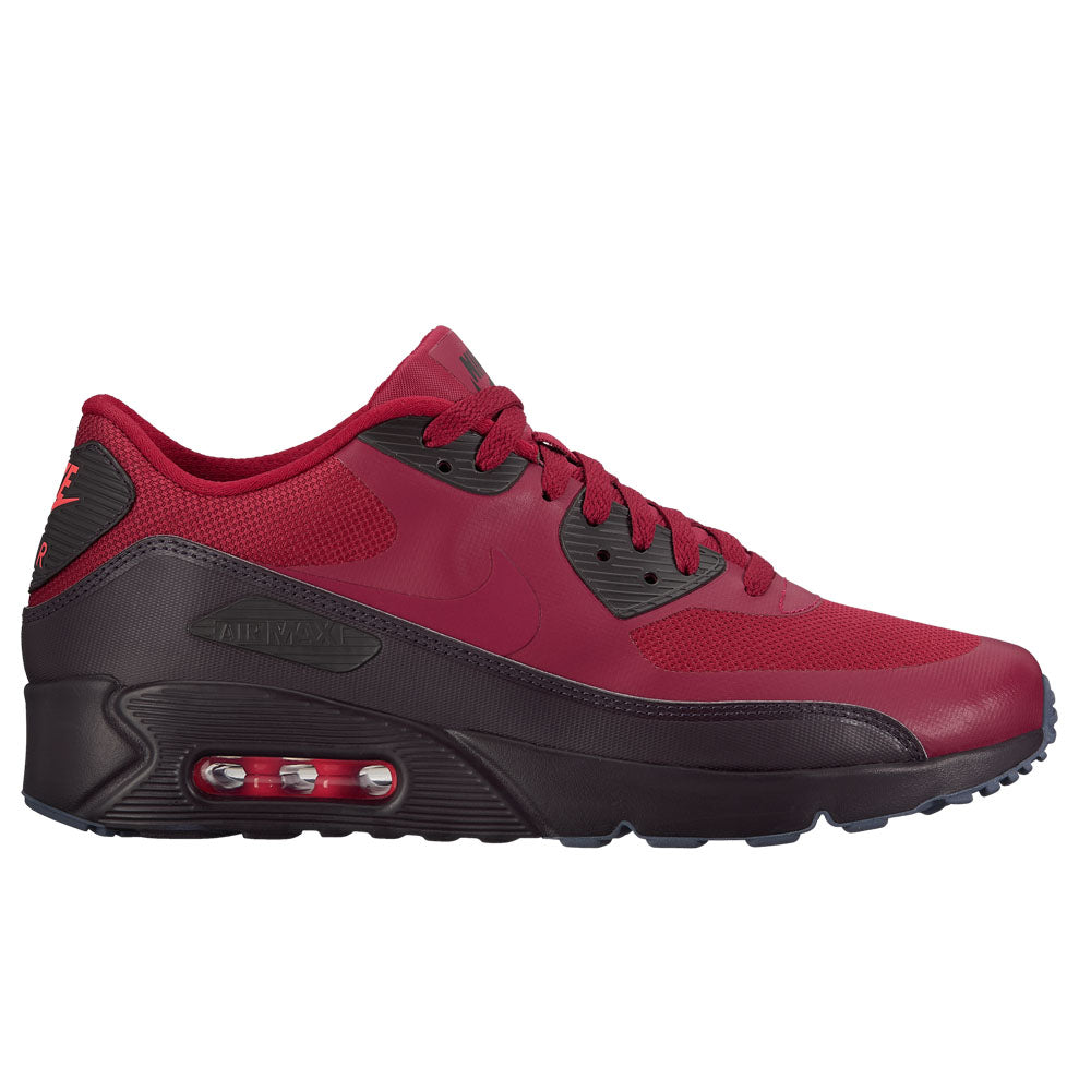 Nike - Air Max 90 Ultra 2.0 Essential - Black/Red - Mens