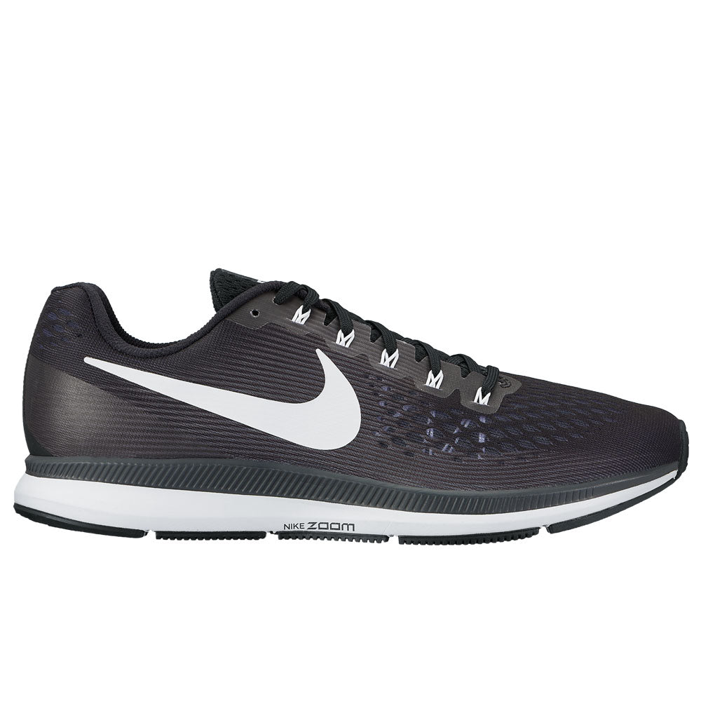 Nike - Air Zoom Pegasus 34 Running Shoe - Black - Womens