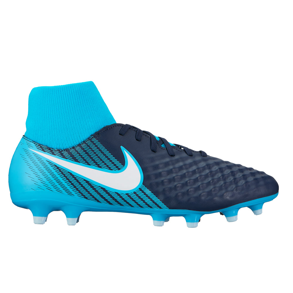 Nike Magista Onda II Dynamic Fit Firm-Ground Men's Football Boots Blue/White pX3624U