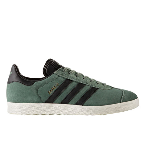women's adidas light green gazelle og trainers nz