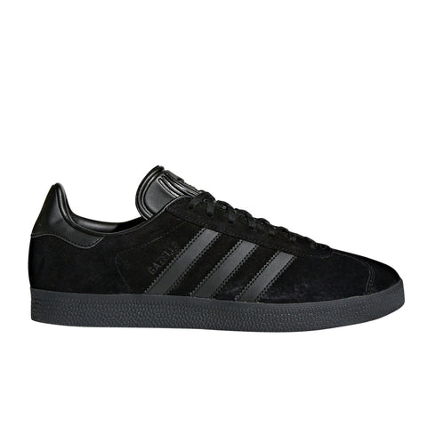 adidas Originals - Gazelle - Triple Black - Mens