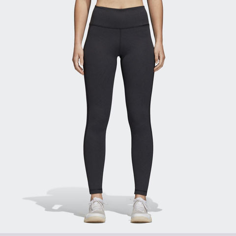adidas - Believe This High-Rise Wanderlust Tights - Black - Womens