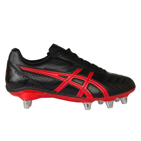 Asics  GELLethal Tackle  Black/Red  Mens