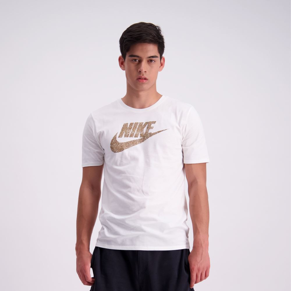 52936d4f0 Nike Sportswear - Futura HBR 1 - White - Mens – Stirling Sports