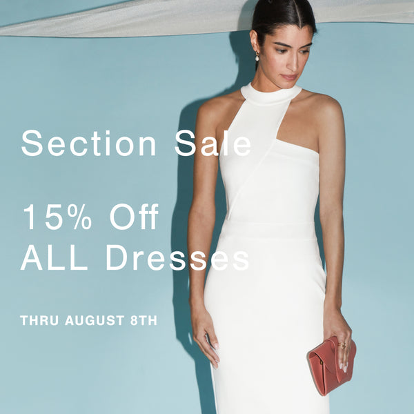 Minimalist Edgy Dresses for Women - Marcella NYC