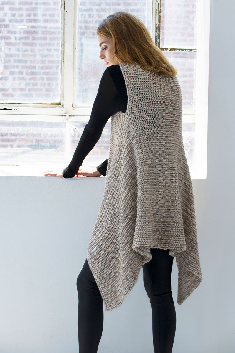 Long Wool Cardigan Clothing Marcellamoda