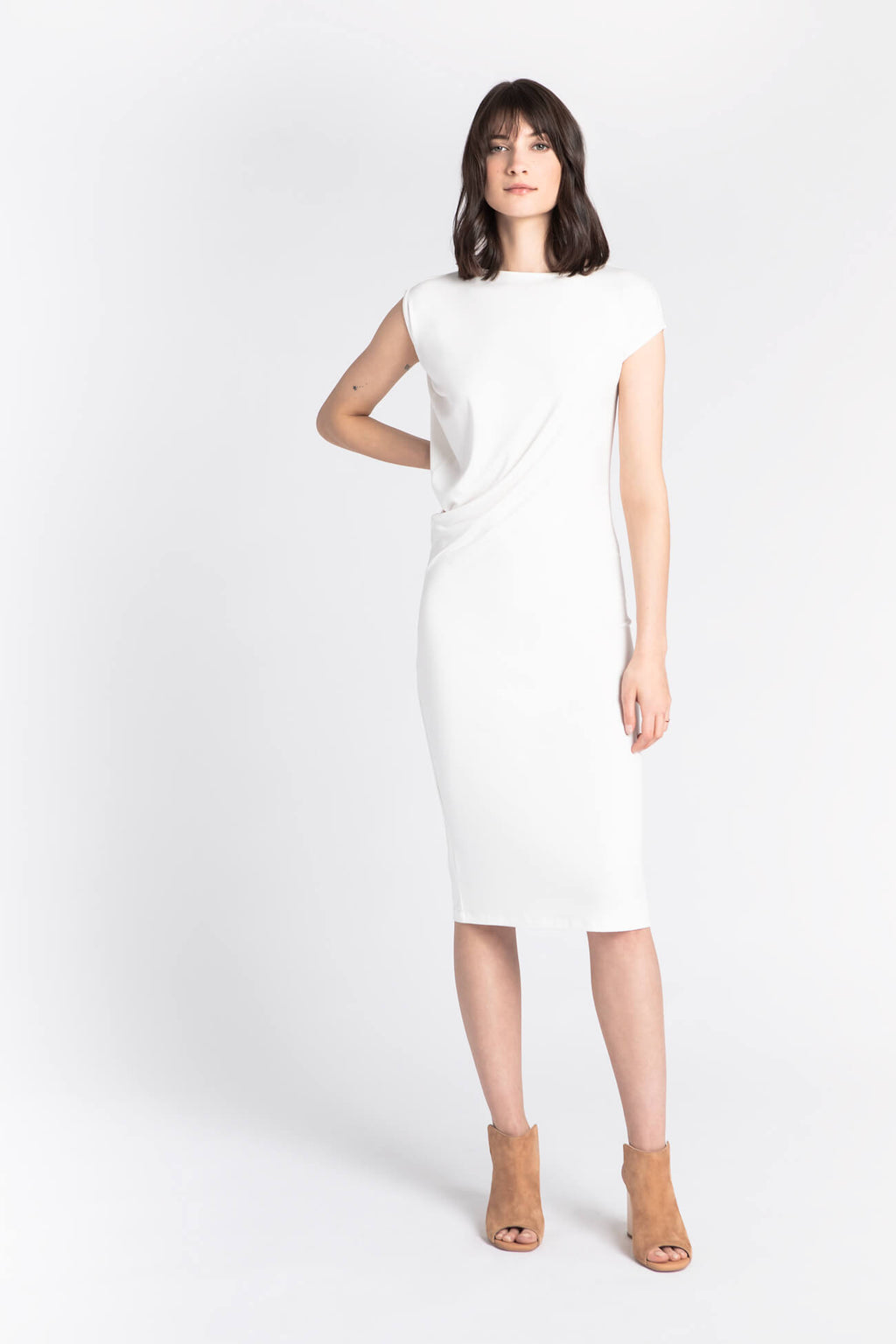 Off White Evana Dress