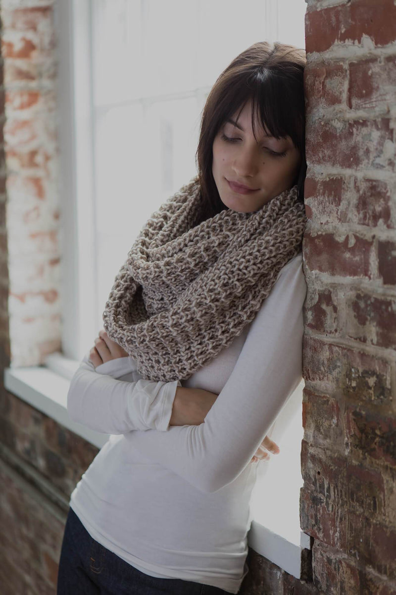 London Infinity Shawl