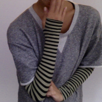 Kiso Thumbhole - WIDE STRIPE (3 colors available)