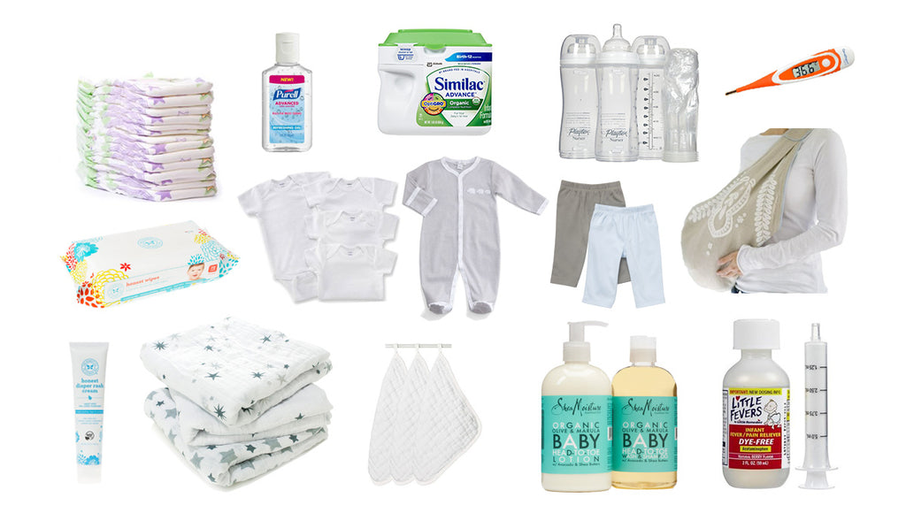 Emergency Kit for Families with Infants