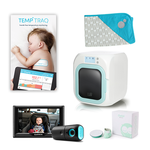 Smart Baby Products the Give Peace of Mind