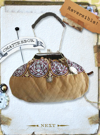Chatterbox Clutch