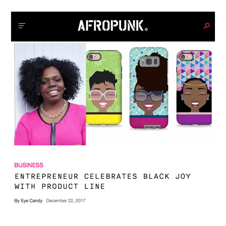 AfroPunk.com Feature