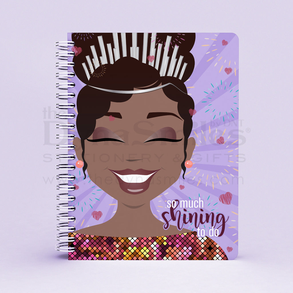 """Ms Glitters N Goals"" 2020 Planner"