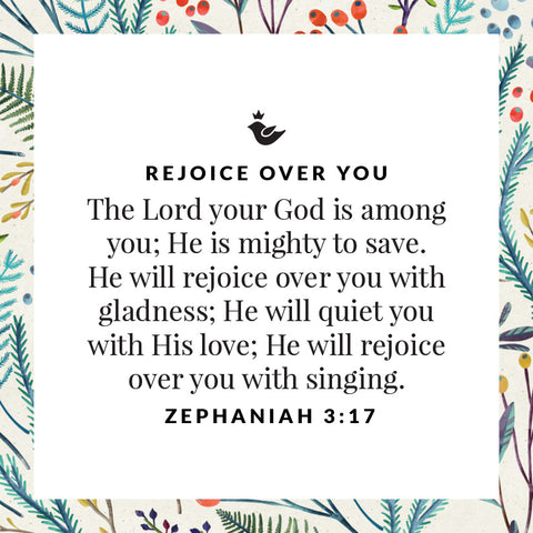 Rejoice Over You Collection