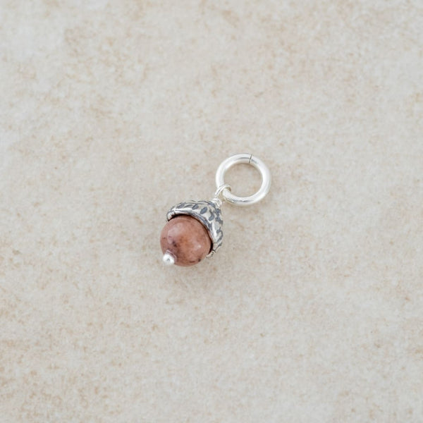 Holly Lane Christian Jewelry - Acorn Charm